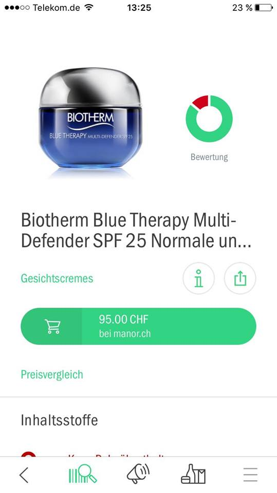 Blue Therapy Multi Defender SPF 25 3